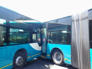 Arriva Bus Photo Courtesy Gerry Cowie